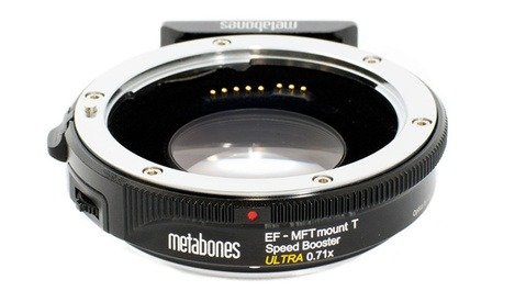 Metabones Releases New Lens Adapter for Panasonic GH4, Adds Autofocus via Firmware Update for Existing Models