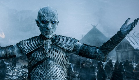 How They Made That 'Game of Thrones' Scene So Darn Cool