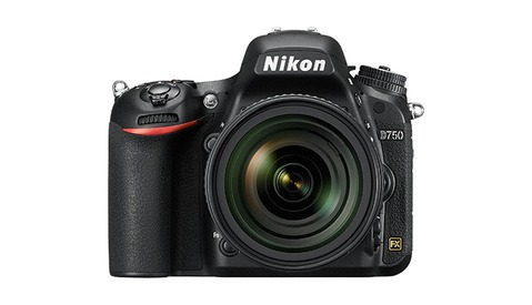 Nikon Admits Some D750 DSLRs Have Shutter Problems