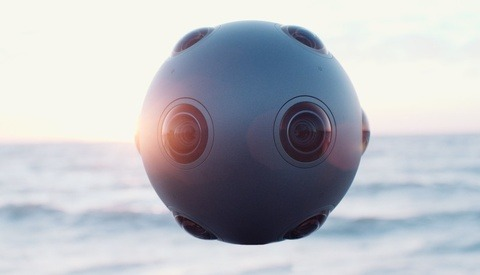 Nokia Ozo - The New Stereoscopic Virtual Reality Camera For Pros