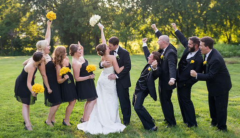 6 Ways to Survive a Wedding As a Photographer (When You're Not the Photographer)