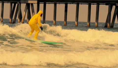 HAZMAT Surfing Video Predicts a Dangerous Future for Our Oceans
