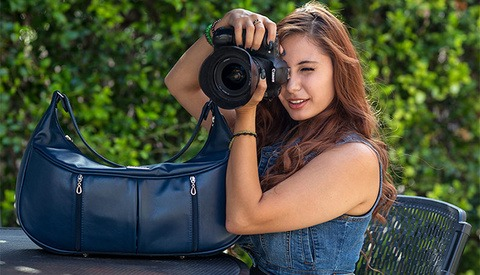 Finally, A Camera Bag Made Just for Women: Introducing Pompidoo