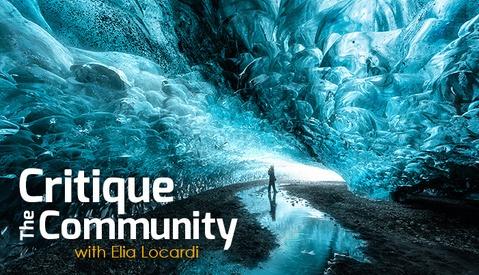 Critique the Community Episode 4:  Landscapes with Elia Locardi