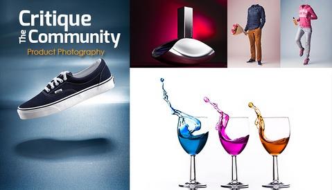 Critique the Community Episode 7: Product Photography