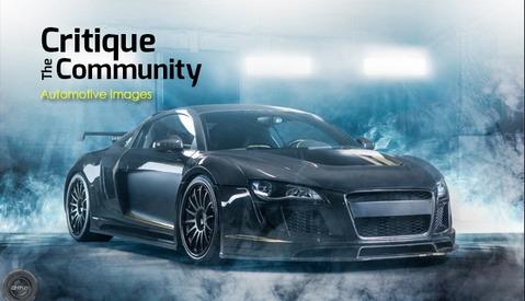 Critique the Community: Submit your Automotive Images Now