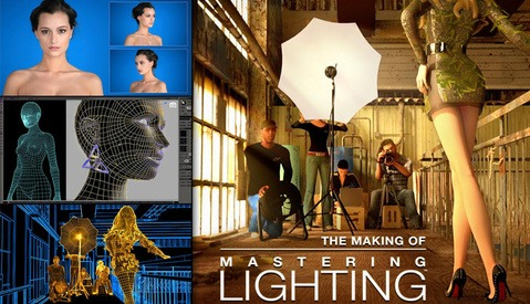 How Mastering Lighting Used CGI To Become The Most Unique Photography Tutorial Available