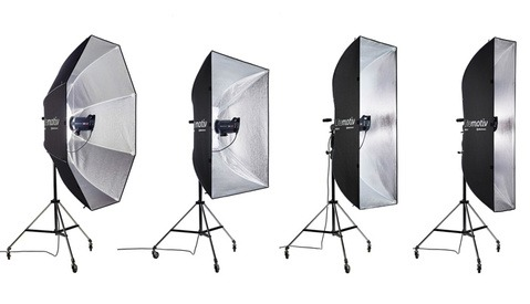 Fstoppers Reviews the Elinchrom Indirect Litemotiv Softboxes