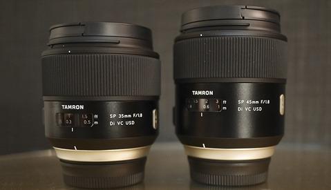 Tamron Announces Lenses That Break Them into the Prime Game