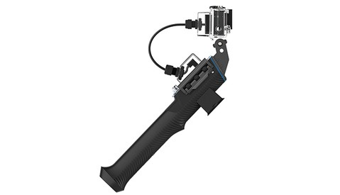 Charge Your GoPro Underwater with This Waterproof Selfie Stick