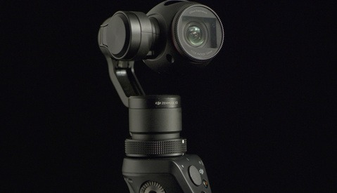 DJI Announces the First Fully Integrated and Stabilized 4K Camera System