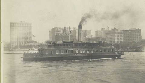 Photos Show Immigrants as They Arrived on Ellis Island