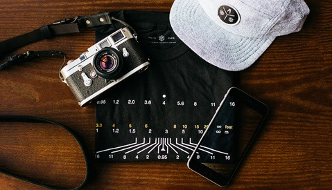 A First Look at Fiction: Freaking Cool Swag for Creatives