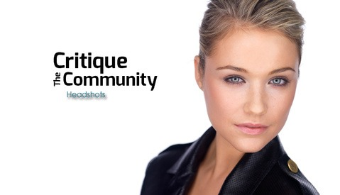 Critique the Community: Submit Your Best Headshots Now