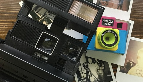 The New Holga Digital Vs Polaroid 600, The Ultimate Camera Showdown