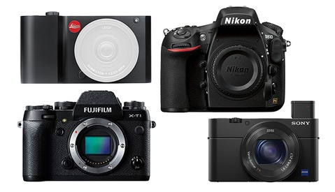 Fuji, Sony, Nikon, Leica - Firmware Updates for Everyone