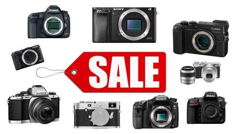 HUGE Pre-Black Friday Sale on Major Camera Brands - Mirrorless and DSLR