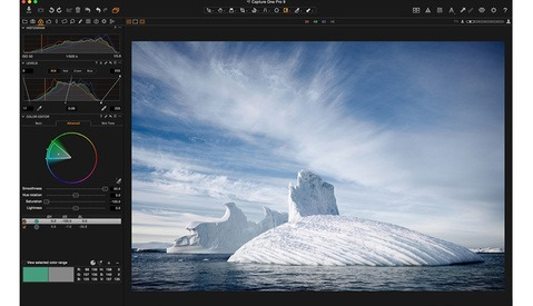 Capture One Pro 9 Introduces New Editing Tools and Improvements