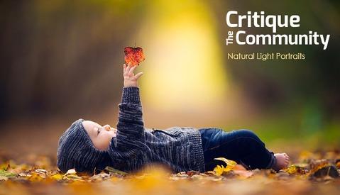Critique the Community Episode 10b: Natural Light Portraits