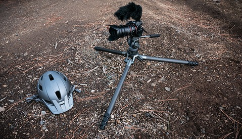 Been Looking for the Perfect Travel Tripod for Video? The Lightweight, Packable 'International' Might Be It