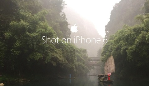 Apple Sends 'Shot on iPhone 6' Photographers Books of Their Work