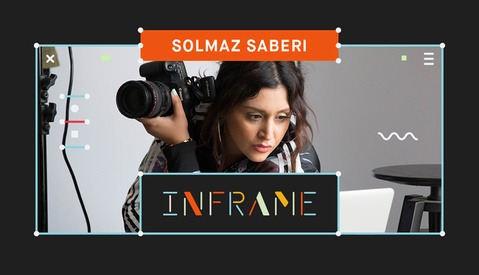 Fashion Photographer Solmaz Saberi Provides Inspiration and Insight in This Short Documentary