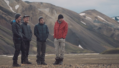 New Film Looks to Document First Unsupported, Winter Crossing of Iceland