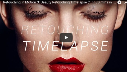 1.5 Hours of Retouching in Seven Minutes