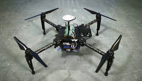 Miniaturized Hydrogen Fuel Cells Promise Six-Fold Increase in Drone Flight Times