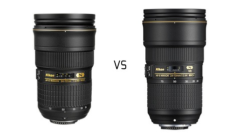 Pixel-Peeping Reviews of Nikon's 24-70mm f/2.8E ED VR Leave Room for Sigma to Kill