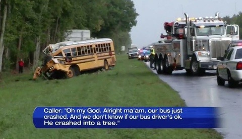 Vigilante Justice Photography Group Targets School Bus Drivers