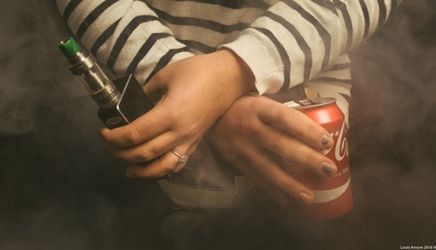 Vaper: A Photo Documentary of Vaping Culture