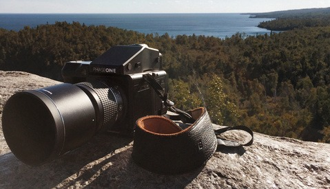 Fstoppers Reviews the Phase One XF for Landscape and Nature Photography