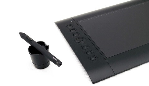 Fstoppers Reviews the Huion H610 Pro Graphics Tablet