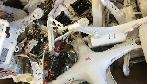 DJI Will Now Sell You Insurance to Cover Your Inevitable Drone Crash