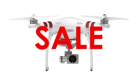 Buy A Brand New Phantom 3 Drone For Only $439 Right Now