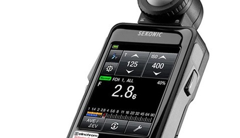 Sekonic Announces Elinchrom and Phottix Compatible Flash Meters