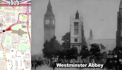 Some Like It Old: The Earliest Surviving Video of London in Existence