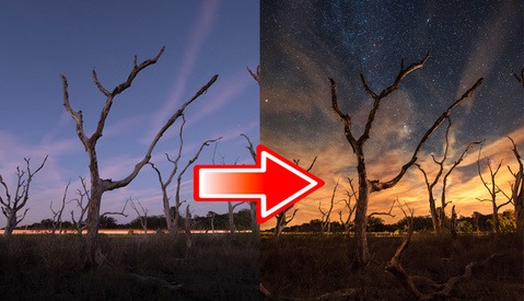 A Few Tips on Astrophotography and How to Capture Stars at Night