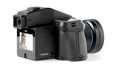 Leaf Credo Digital Backs Now Compatible With the Phase One XF Body