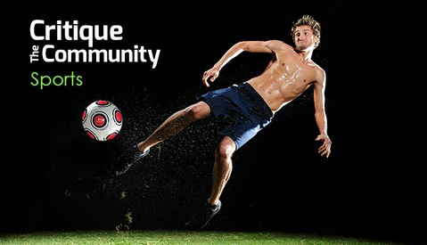 Critique the Community: Submit Your Best Sports Images Now