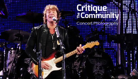 Critique the Community Episode 18: Concert Photography