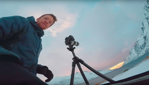 Video Showcases Landscape Photography in Arctic Norway