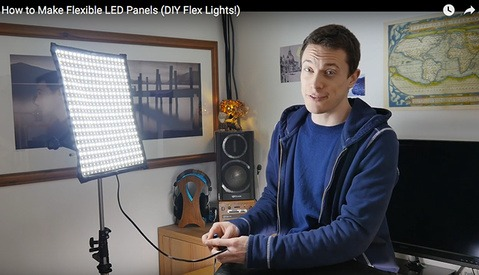 How to Make Your Own LED Panel for $60
