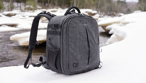 Fstoppers Reviews the Professional-Grade Tamrac G-Elite G26 Photo Backpack