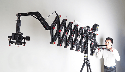 Is This Came-TV's New Crane or a Massive Lego Set?