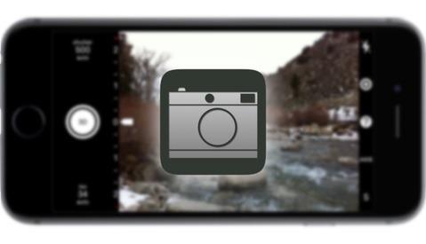 Custom Cam: The Best Professional iPhone Camera App Yet