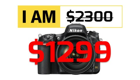 Get It While It Lasts: The Nikon D750 eBay Deal Is Back