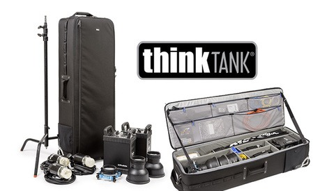 Think Tank Announces The Ultimate Roller Case For Photography Productions
