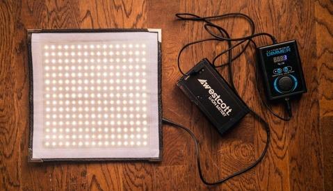 Fstoppers Reviews the Westcott Bi-Color Flex Light